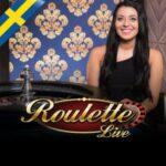 evolution live roulette - svensk live casino