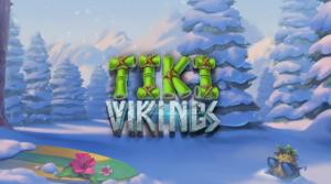 Tiki Vikings spela på slot
