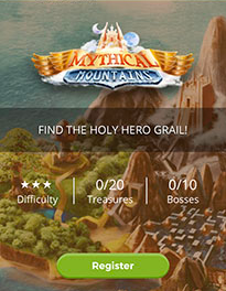 mythical mountains grail slot