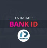 casino med bank id
