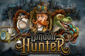 habanero london hunter slot