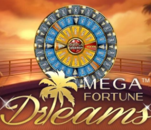 mega fortune dreams jackpott