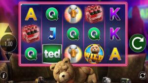 ted slot spel casino