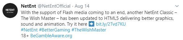 the wish master html5